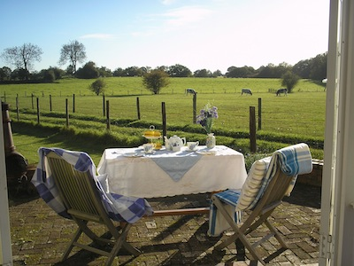 Bed & Breakfast with a view 	situated in Ellens Green, Rudgwick